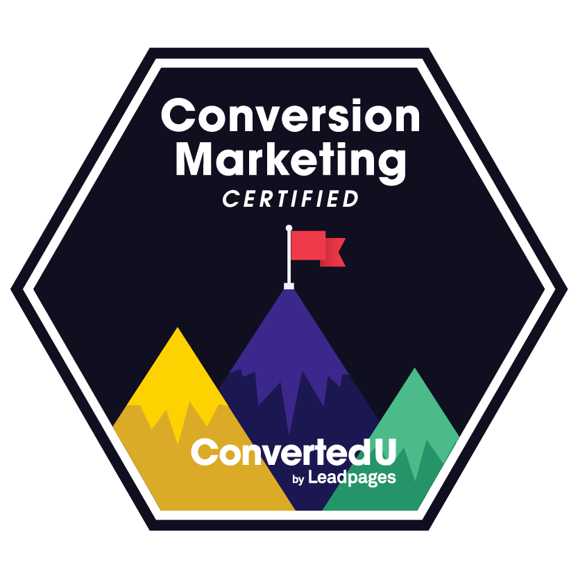 Certified Conversion Expert